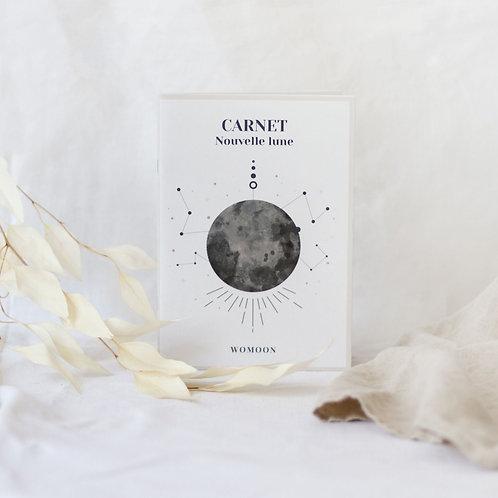 Carnet Nouvelle Lune