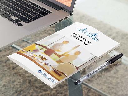 Solutions for Commercial Contractors Brochure