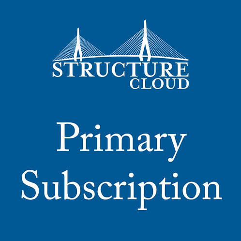 STRUCTURE Cloud Primary Subscription