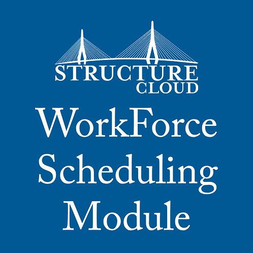 WorkForce Scheduling Module
