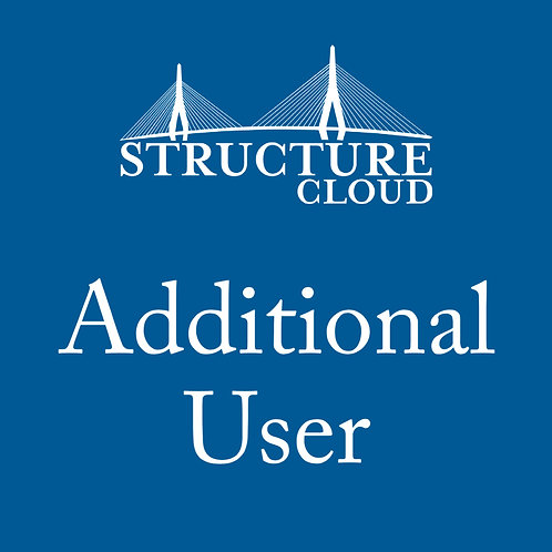 STRUCTURE Cloud Additional User