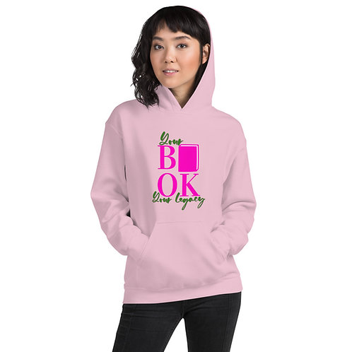 Your Book Your Legacy Unisex Hoodie