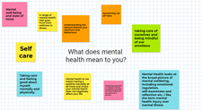 Name It, Don't Numb It: Mental Health Chat and Games Event
