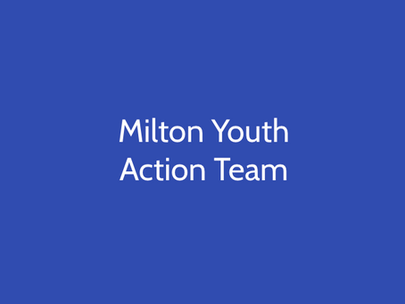 Milton - Meaningfully Giving Youth a Voice (video)