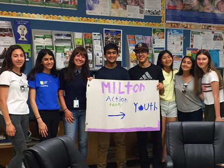 Milton - Why I Joined the Milton Youth Action Team