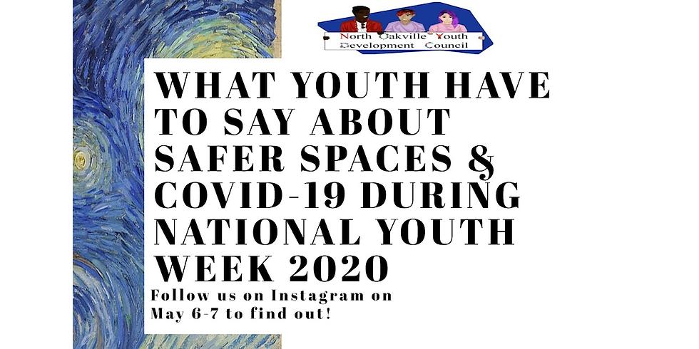 Instagram National Youth Week Art Exhibit