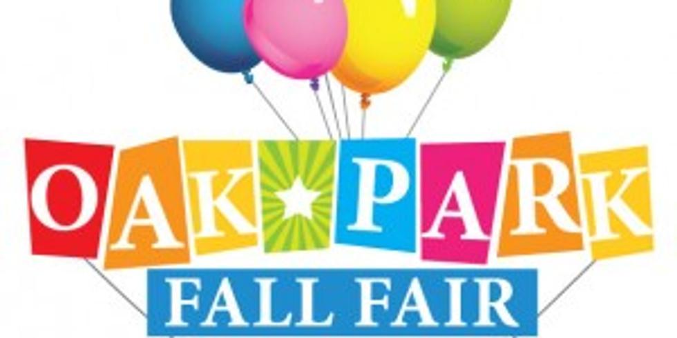 Community - Oak Park Neighbourhood Fall Fair