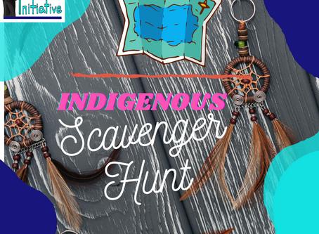 Indigenous Scavenger Hunt 2020