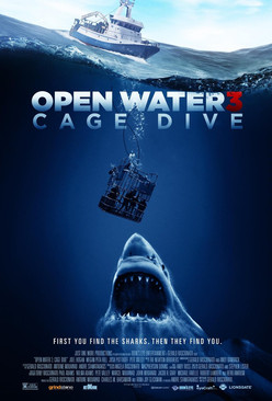 Open Water Cage Dive 3