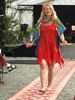 Johanna Oras as Naorth Maiden
