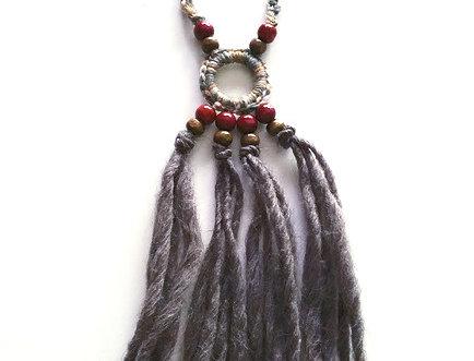 WoodO pendant (nutria)