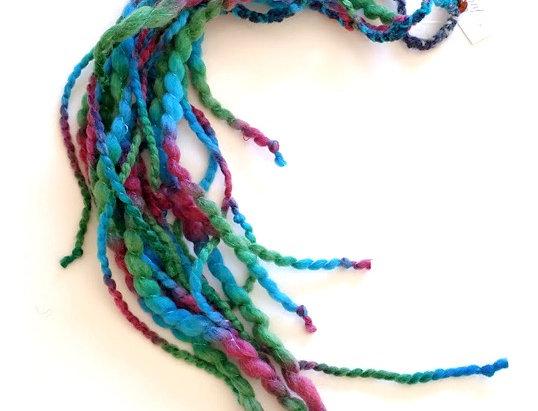 Dragon Hair clip (Fairytale)