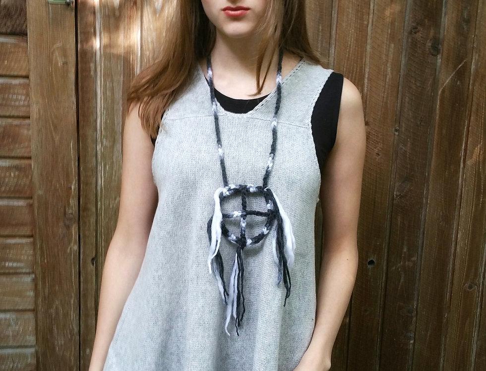 Lovetar vest, light grey