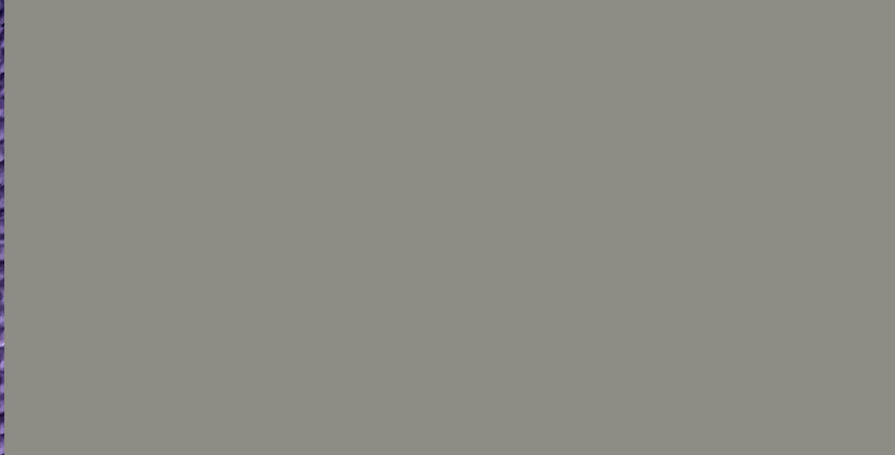 Grey knitted kalevala hood