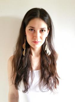Source earrings