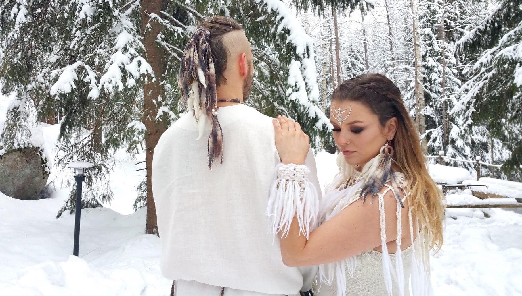 Kalevala wedding