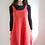 Thumbnail: Forest maiden dress, Orange