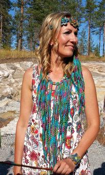 Nature Goddess, Mermaid hairband