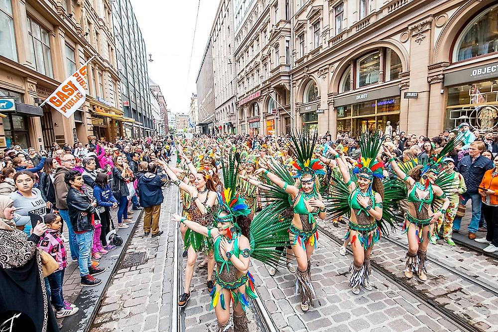 2016 Samba Carnaval photo.