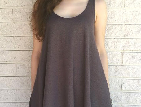 Mai Niemi dress no 1, brown