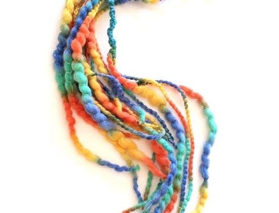 Dragon Hair clip (Carnaval)