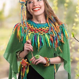 Mai Niemi Finnish Fairytale fashion in Enchanted living magazine's newsletter!