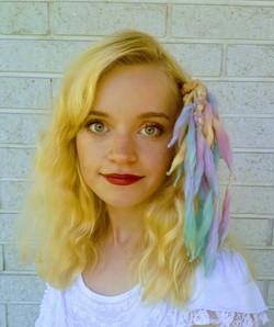 City Shaman hairband (Unicorn)