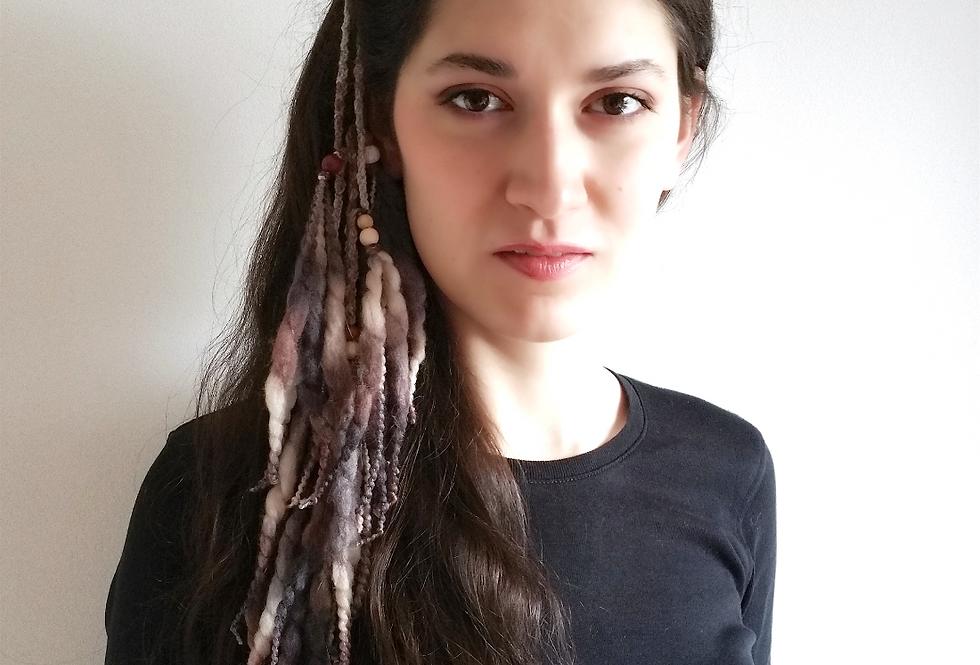Tribe Hair band, bark