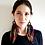 Thumbnail: Tribe earrings, Forest spirit