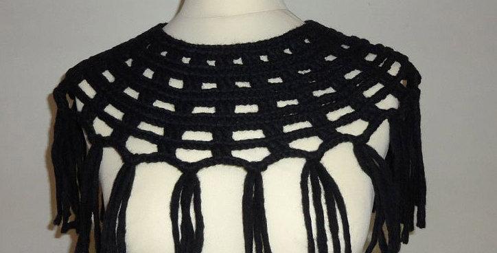 Sampo warmig collar, black