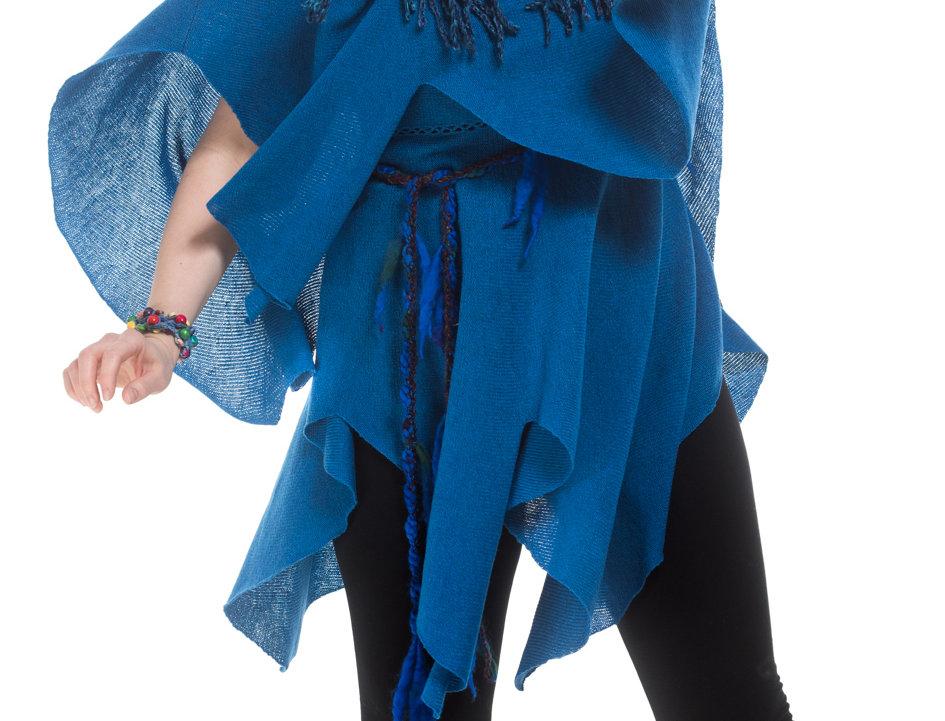 North Maiden dress, neptune blue