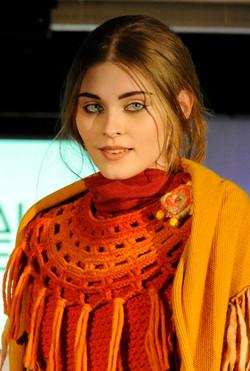 Sampo collar orange