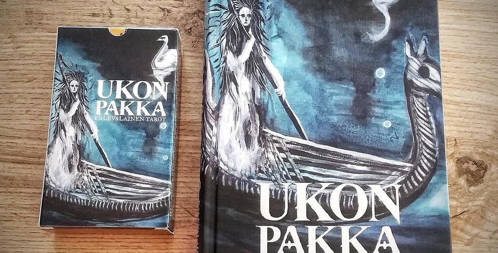 Kalevala Tarot, kirja ja kortit