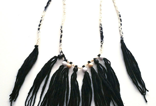 """""""Wood O"""" Necklace (Tribe)"""