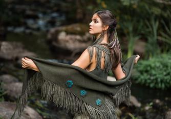Finnish Fairytale Fashion featured by Faerie Magazine
