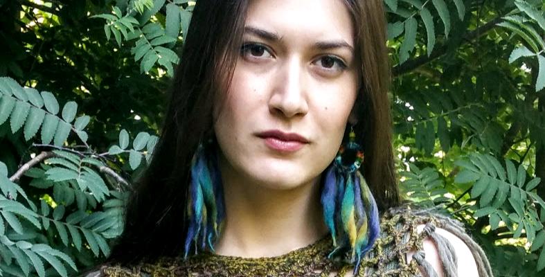 Nordic Light earrings (Myth)