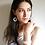 Thumbnail: Sun Goddess earrings, white