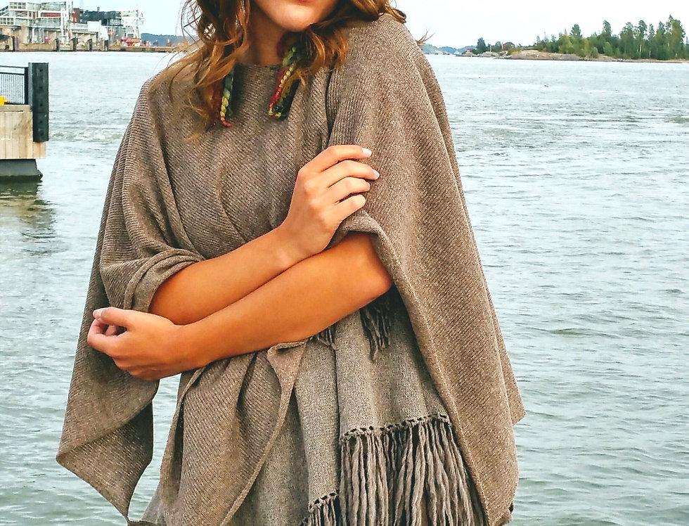 Mother Sea poncho (Viking voyage)