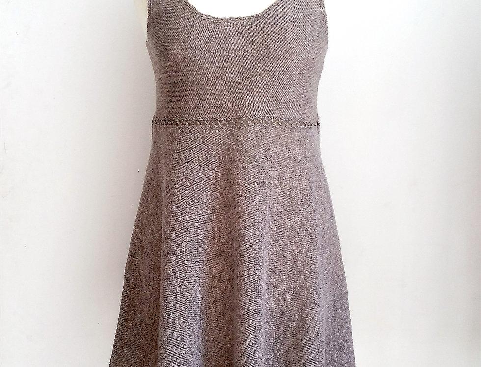 Forest maiden dress, Wood