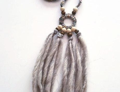 WoodO pendant (light bark)