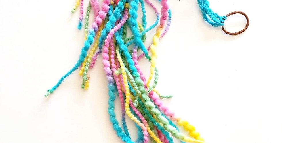 Mermaid hairband, Lagoon