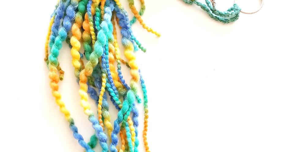 Mermaid hairband, Algue
