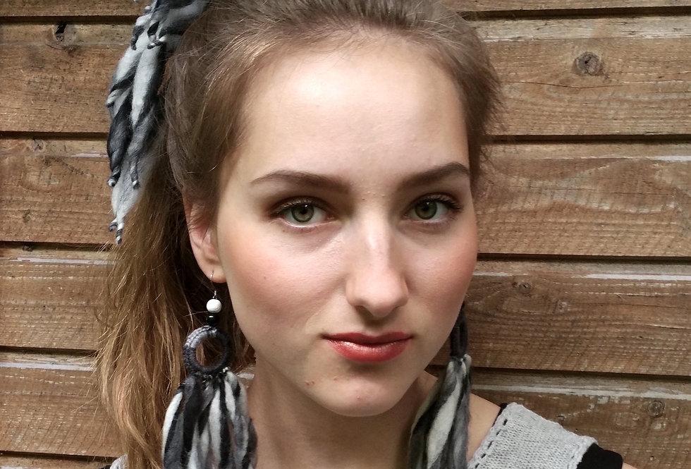 Nordic Light earrings (Polar)