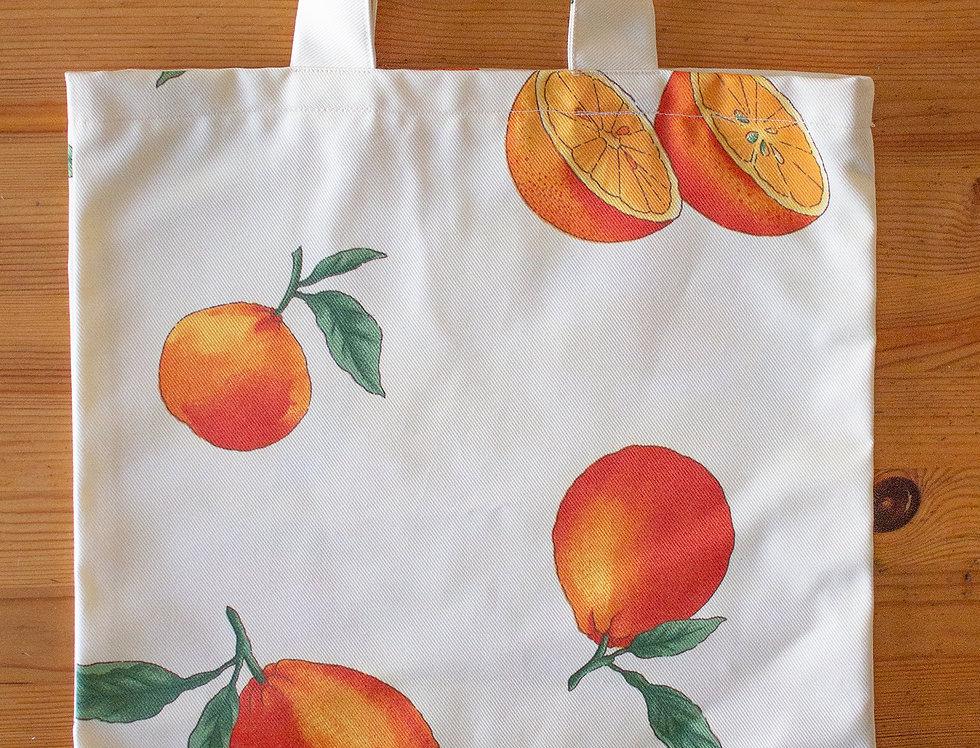 reusable breakfast bag front