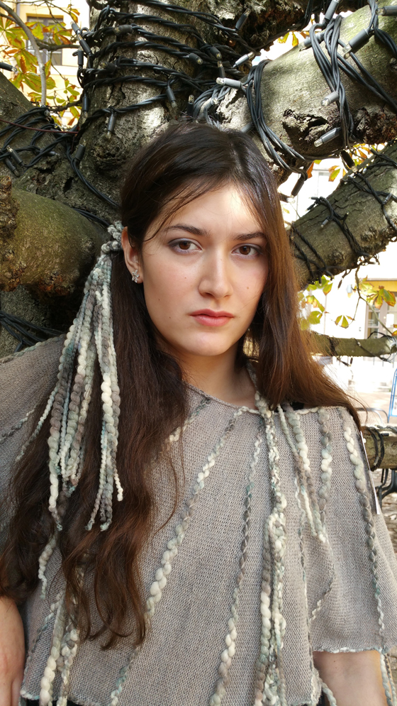"""City Shaman"" Hairband (Lichen)"