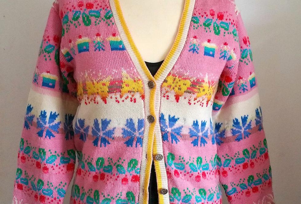 Summer dream jacket, pink
