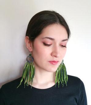 Nordic Light earrings