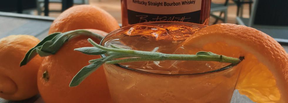 Orange Citrus & Sage Infusion