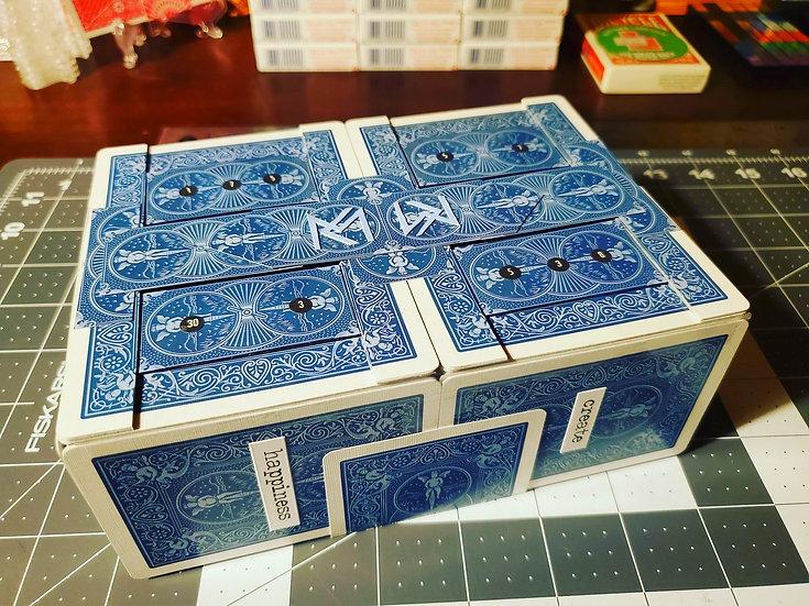 Bespoke Puzzle Box