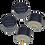 Thumbnail: TireView Cap Sensor 4pk